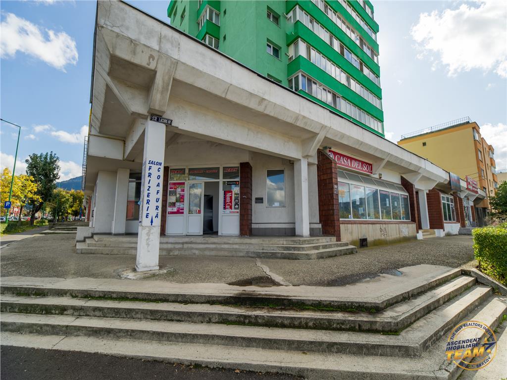 Spatiu Comercial, pe 320 mp, Calea Bucuresti, Brasov