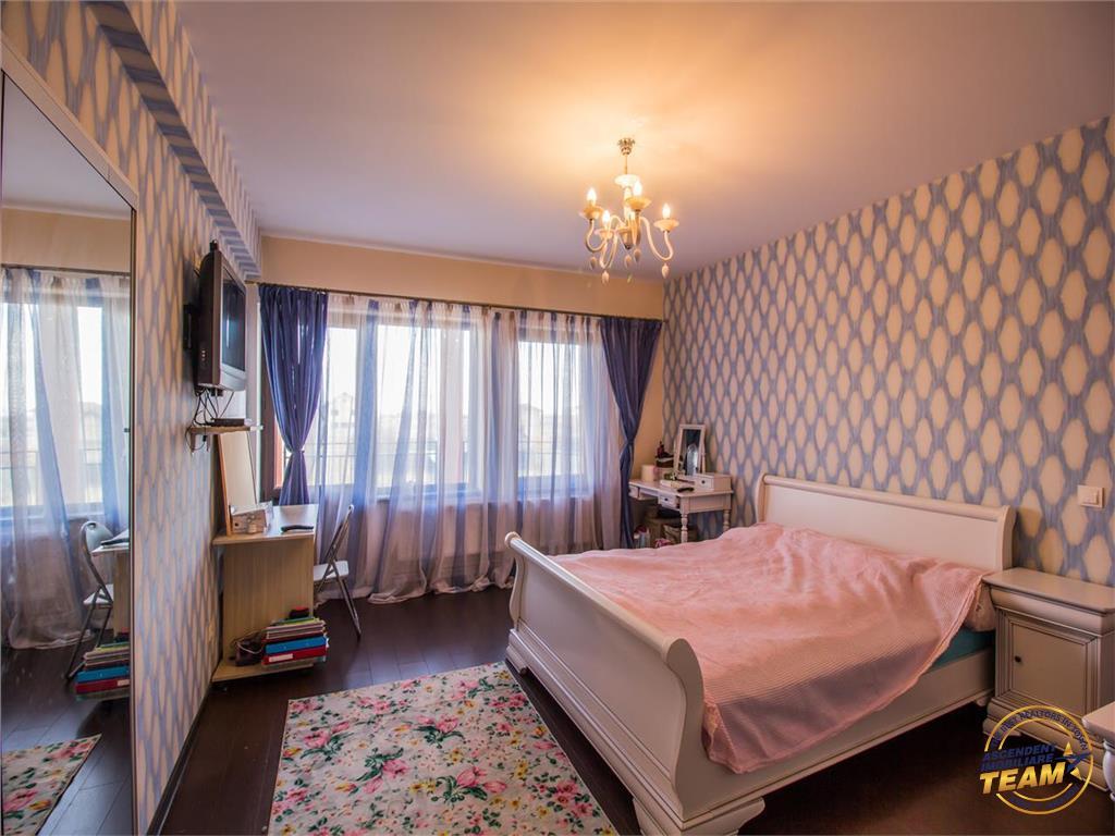 Vila segmentul Festiv, mobilata si utilata integral,800 mp teren, Sanpetru, Brasov
