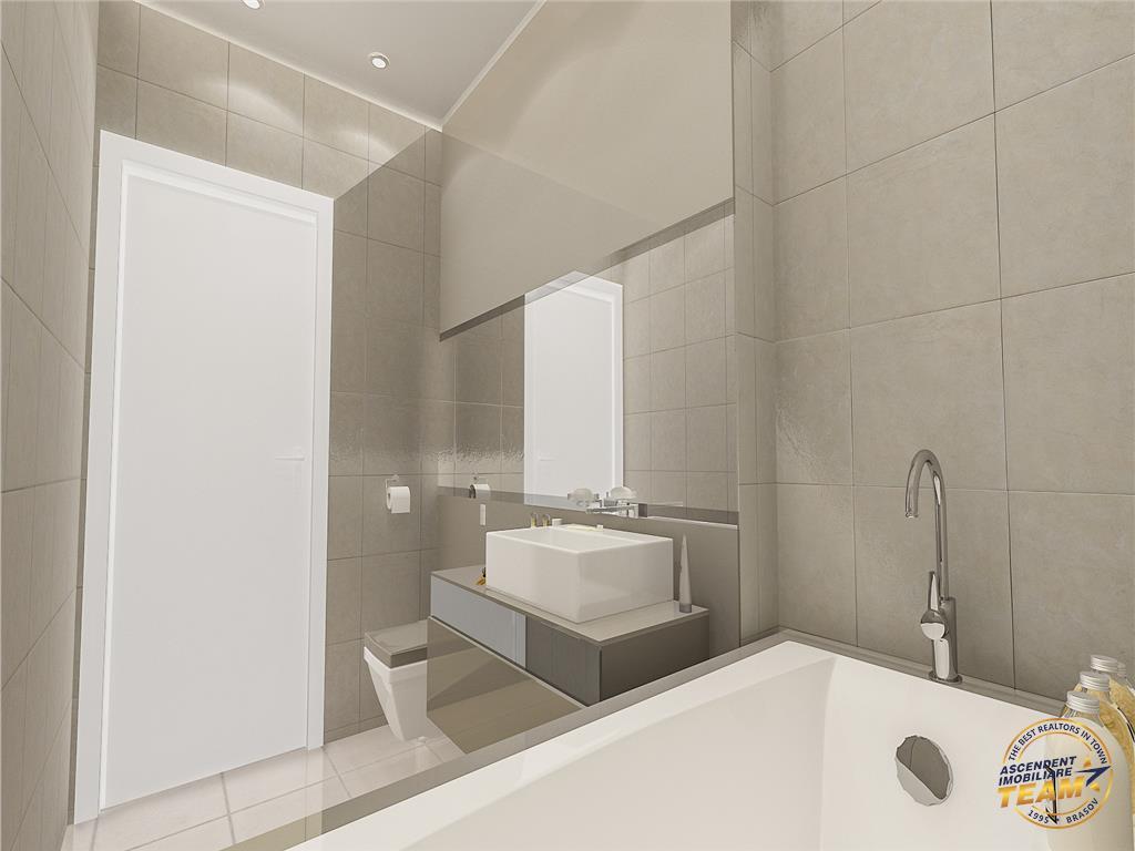 Apartament 2 camere  | bloc nou | etajul 2 | Tractorul