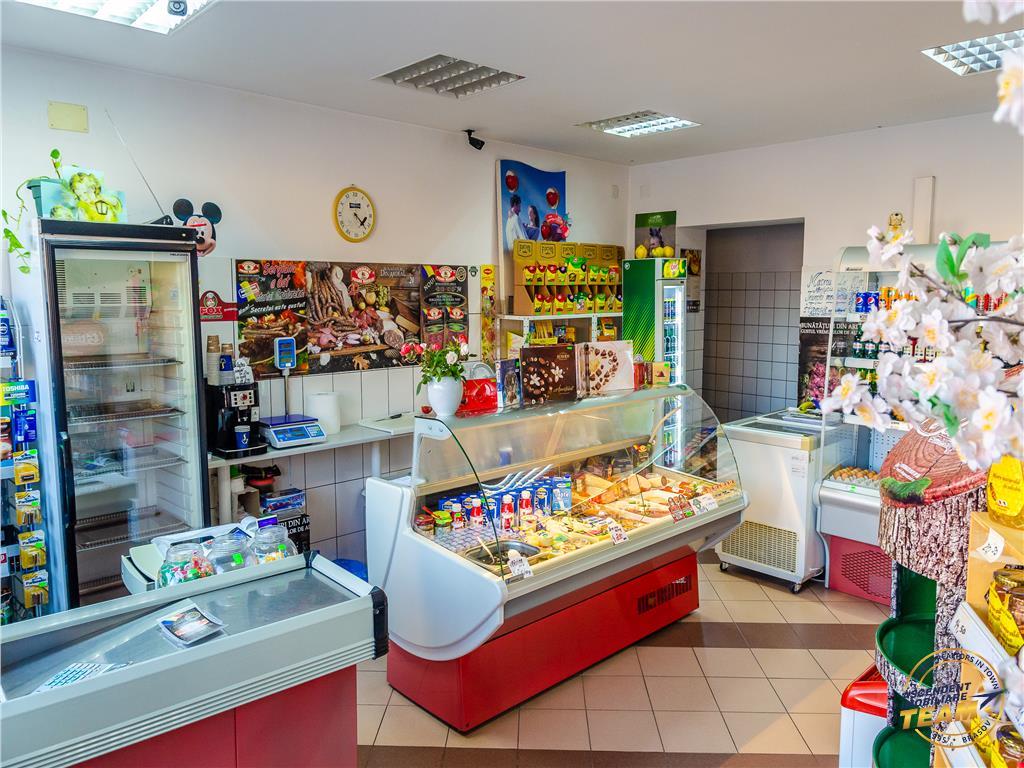 Oportunitate,spatiu comercial deosebit situat in centrul localitatii Lunca Calnicului