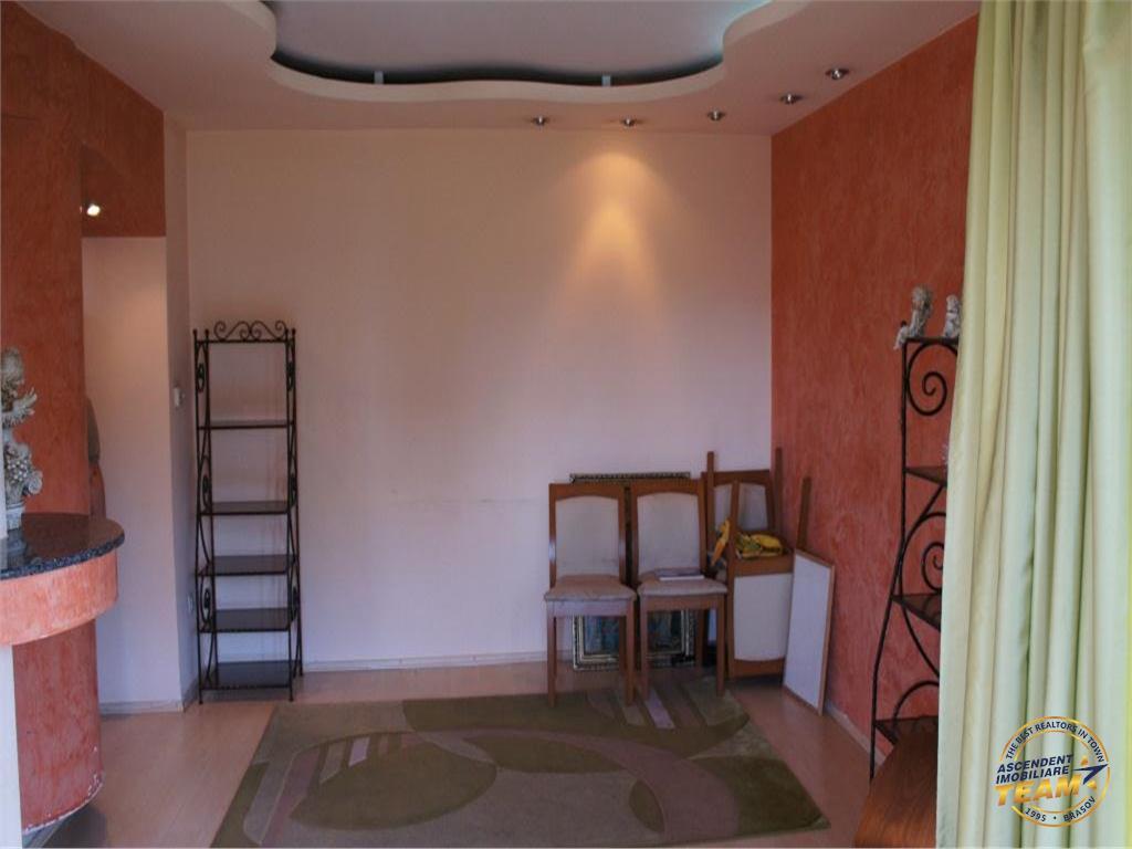 Apartament 4 camere, Central, Brasov, structura speciala, imbunatatit