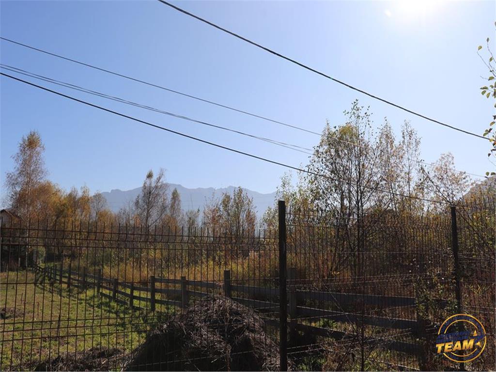 1.000 mp teren intravilan, zona Pensiuni Bran  Predelut