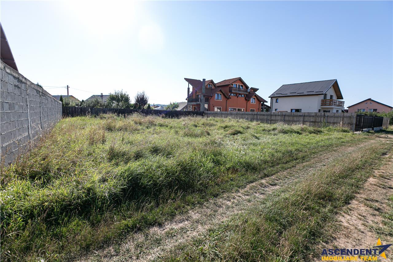 Investitie ideala pentru constructie casa, 600 mp intravilan, Harman, Brasov