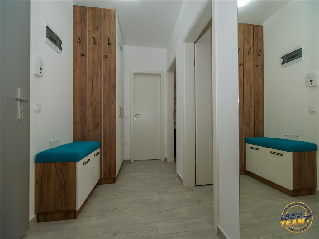 OFERTA REZERVATA!!Apartament constructie noua, doua balcoane, Avantgarden 3, Brasov
