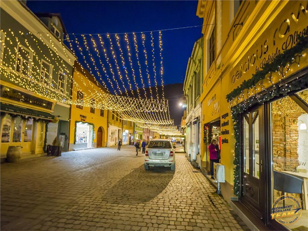 OFERTA TRANZACTIONATA! Proprietate,segmentul aristocratic,Centrul Istoric Republicii, Brasov