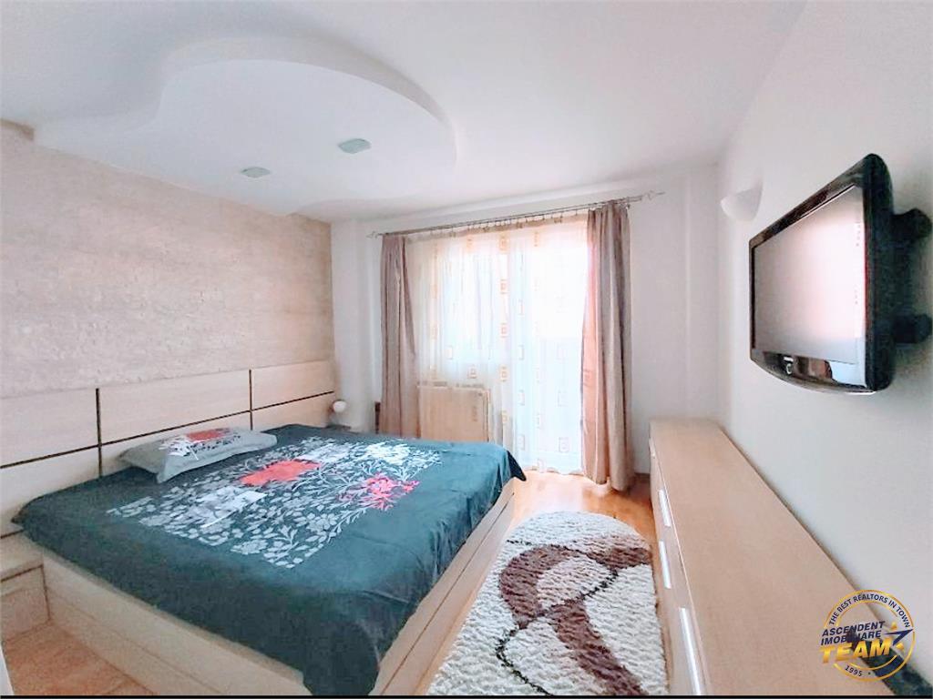 OFERTA REZERVATA!!!Apartament 3 camere spatios, zona Magnolia, Racadau