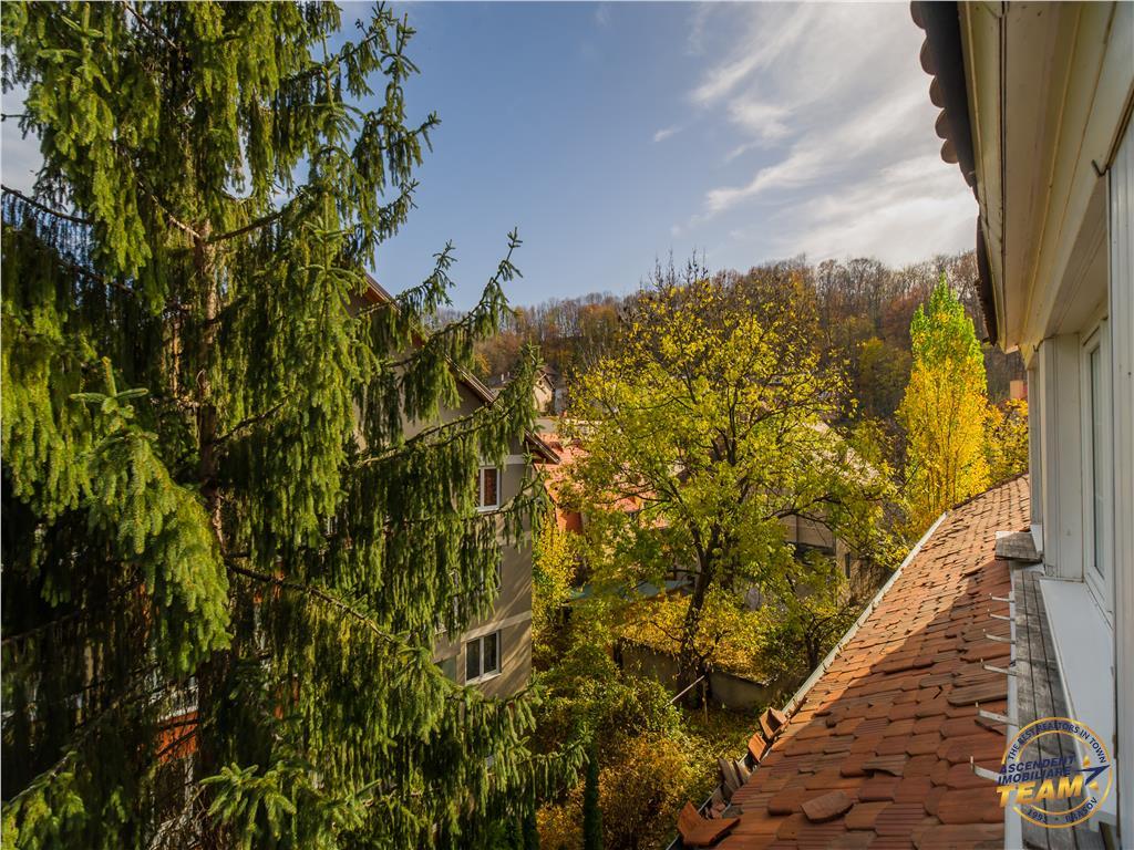 OFERTA REZERVATA!!!TUR VIRTUAL!Nivel in vila,din Cartea De Povesti,pozitie privilegiata, Central, Brasov