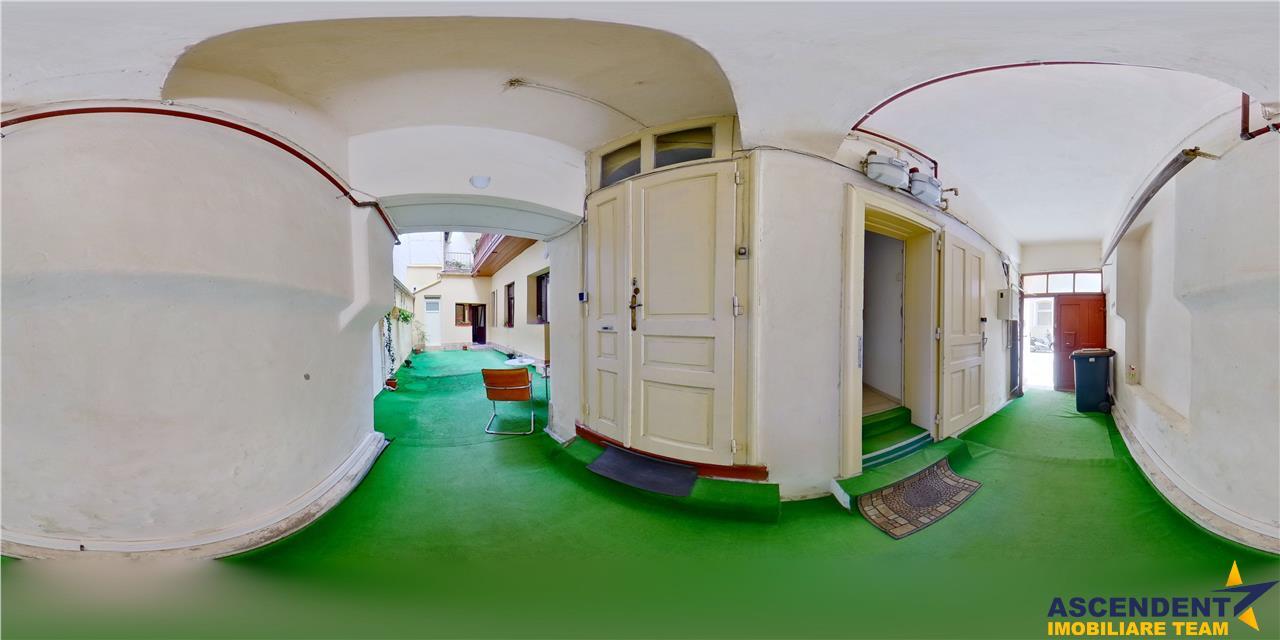 EXPLOREAZA VIRTUAL! Pensiune in 6 camere,pe circuit AirBnB, Centrul Istoric, Brasov