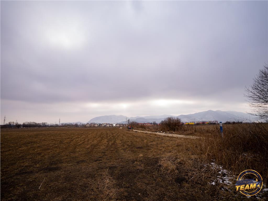 10.000 mp de teren intravilan, Brasov