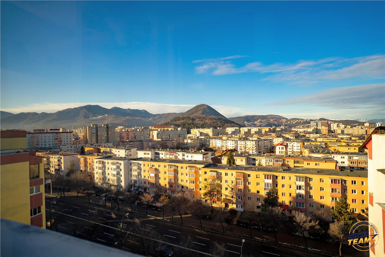 OFERTA REZERVATA!! Apartament cu suprafata generoasa, vedere panoramica, zonarea ITC