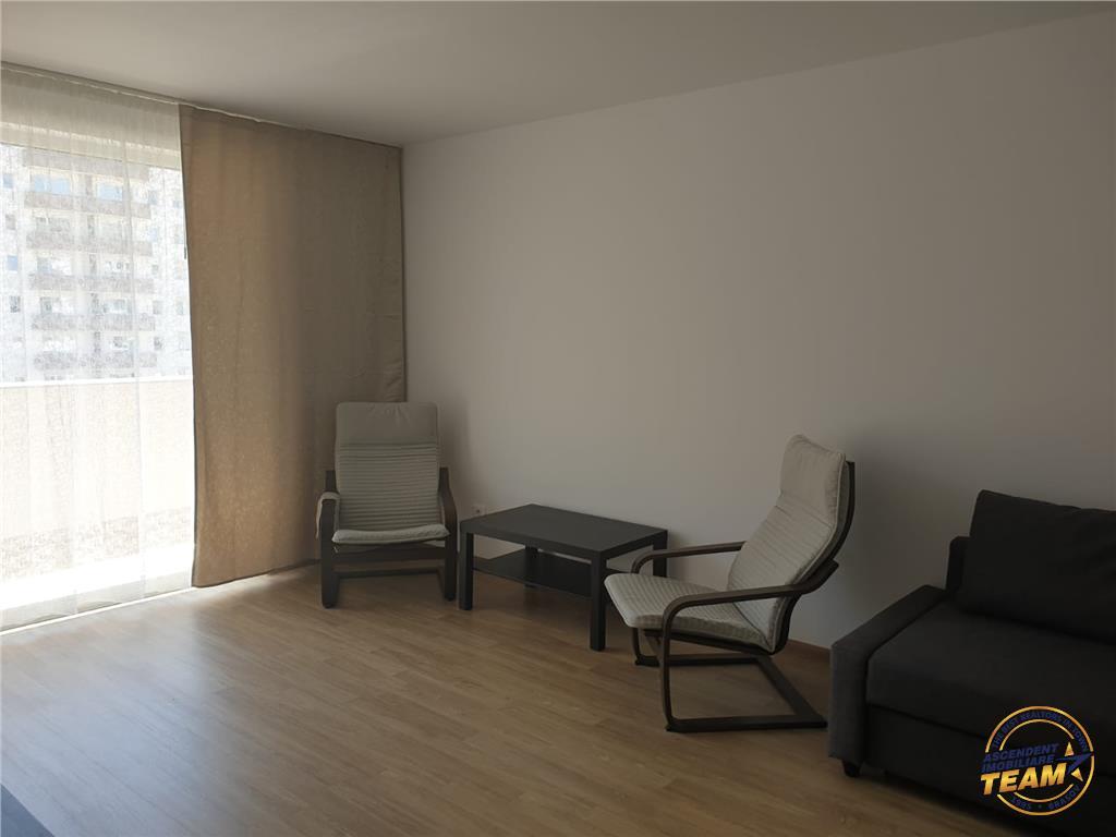 Apartament luminos, doua terase, Coresi, Brasov