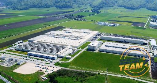11.500mp, teren constructii industriale, noua legatura Brasov si Cristian