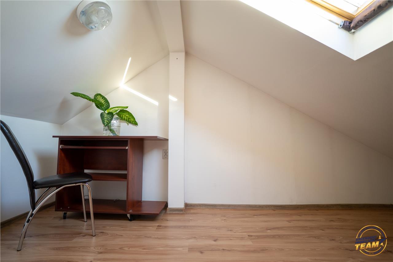 Resedinta armonioasa, pozitionata in ansamblul rezidential