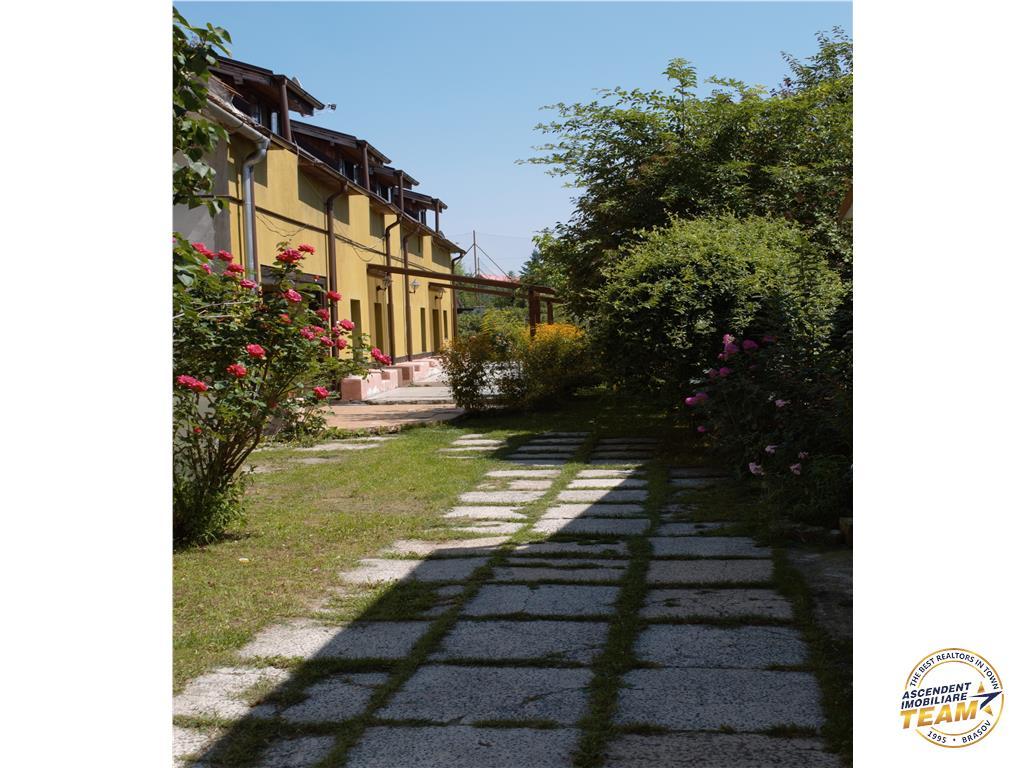 Resedinta invaluita in tainele orasului medieval Ghimbav
