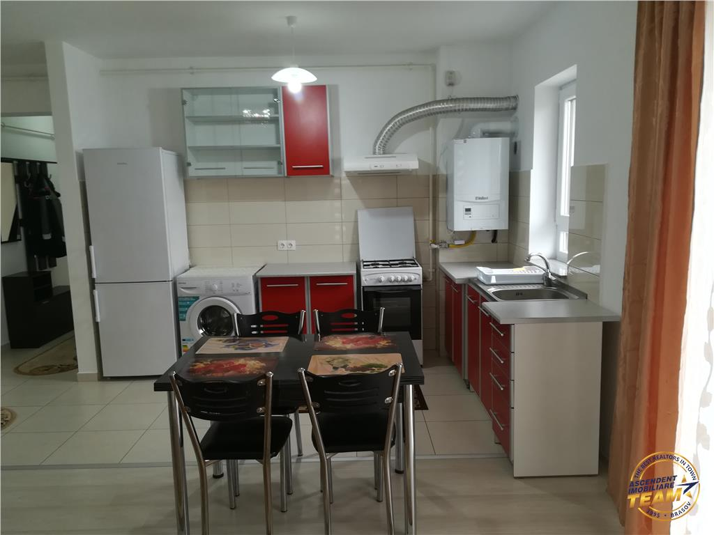 Apartament zona Coresi, garaj subteran, constructie noua.