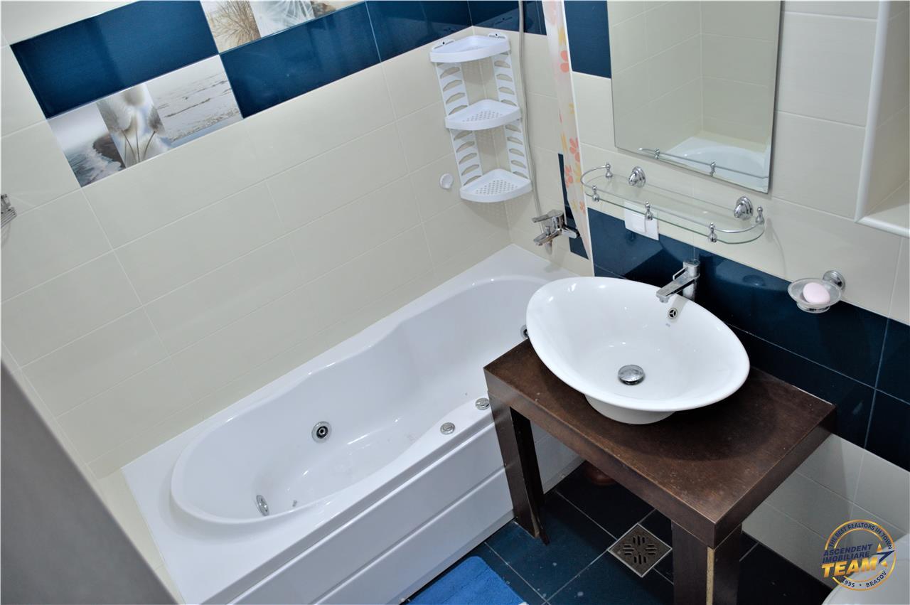 EXPLOREAZA VIRTUAL ! Proprietate in ospitalier stil, constructie noua, Sanpetru, Brasov.