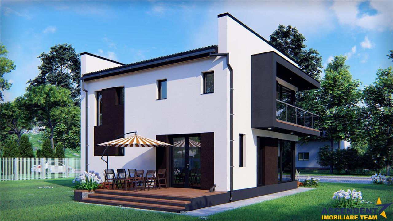 Vila Segmentul LUX, in rezidentiala zonare