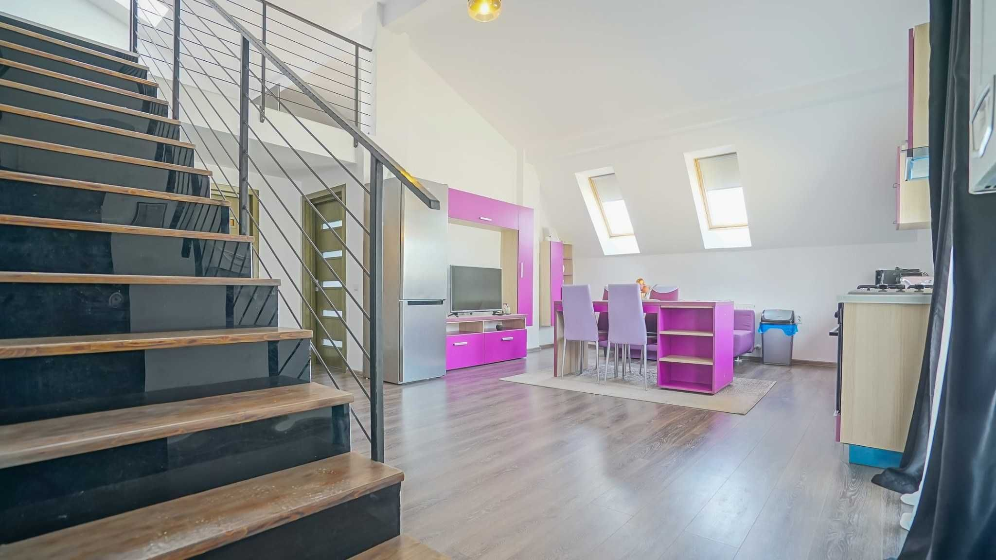 Elegant Penthouse, cu terasa de 40 mp, nou rezidential