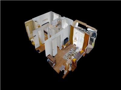 OFERTA REZERVATA!!Apartament doua camere Coresi Avantgarden, prima închiriere