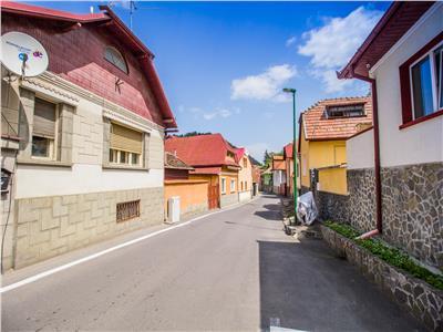 Casa pentru sevaletul pictorului, in Cetatea Veche a Brasovului
