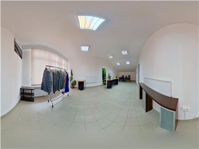 OFERTA REZERVATA!!EXPLOREAZA VIRTUAL! Spatii de birouri, la intrarea in Ghimbav, Brasov