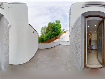 OFERTA REZERVATA!! EXPLOREAZA VIRTUAL! Resedinta Clasa LUX, cu terasa si garaj subteran