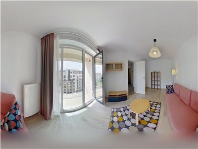 EXPLOREAZA VIRTUAL! Eleganta proprietate, decomandata, constructie noua, loc parcare, Brasov