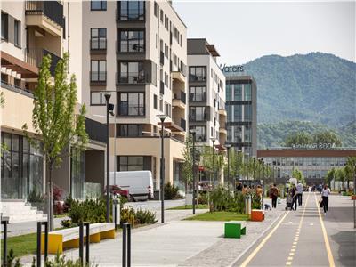 OFERTA REZERVATA!!! EXPLOREAZA VIRTUAL! Eleganta proprietate, decomandata, constructie noua, loc parcare, Brasov