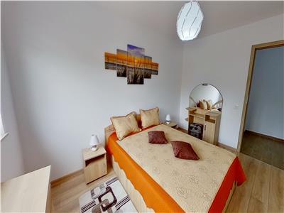OFERTA REZERVATA!! EXPLOREAZA VIRTUAL! Apartament modern, garaj subteran, prima inchiriere, Urban