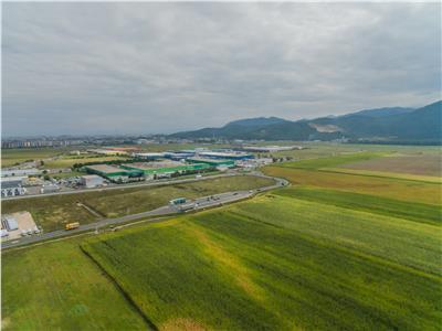 FILM PREZENTARE! Oportunitate de investitie la DN1 ,5.000 mp, zona aeroportului Brasov