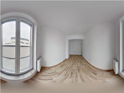 Penthouse in imbratisarea teraselor, garaj subteran