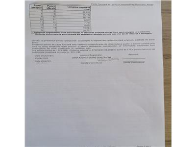 2.550 mp,  intravilan, CURTI CONSTRUCTII DN1, langa Lukoil, Azuga