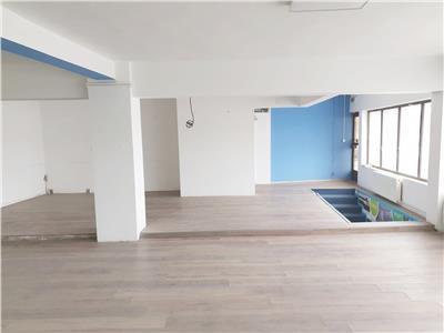 OFERTA REZERVATA!! Oportunitate! Spatiu vitrinat, pe doua nivele, ariat pe 250 mp, in Noul Centru, Brasov