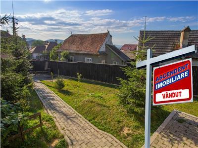 OFERTA TRANZACTIONATA   !!!!  Casa, pozitie panoramica, 700mp teren, conditii avantajoase