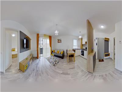 OFERTA REZERVATA!! EXPLOREAZA VIRTUAL! Apartament doua camere, pe calda cromatica, constructie noua, Avantgarden