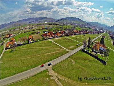 600 mp, teren intravilan, zonare apreciabila, Carpinis,   Brasov,