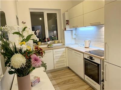 Apartament 2 camere, acces gradina, in liniste deplina, Central, Brasov