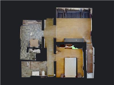 EXPLOREAZA VIRTUAL! Apartament spatios si luminos, Centrul Civic, Brasov