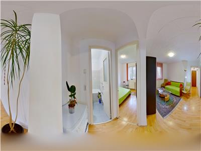OFERTA REZERVATA!! EXPLOREAZA VIRTUAL! Proprietate luminoasa in zona Semicentrala ITC, Cartierul Florilor, Brasov
