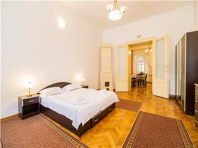 Apartament 2 camere pozitionat in Centrul Istoric al Brasovului