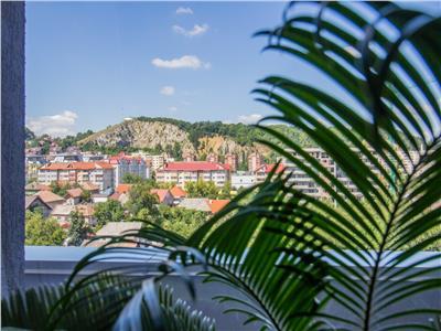 EXPLOREAZA VIRTUAL! Insorita si panoramica pozitionare, in eleganta si confort, Semicentral, Brasov