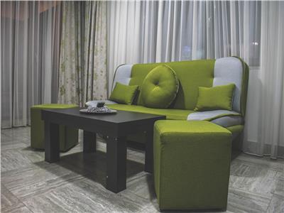 Apartament 3 camere mobilat modern, bloc nou, Ultracentral
