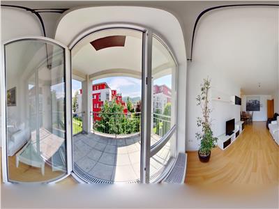 OFERTA REZERVATA!!EXPLOREAZA VIRTUAL! Proprietate rezidential nou,  terasa, Brasov