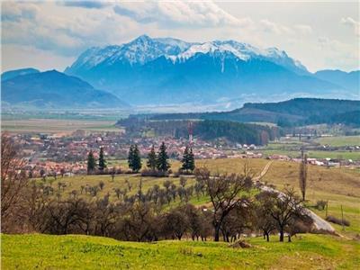 OFERTA REZERVATA!! Vila sub aripa padurii, pe domeniu de peste 5.000mp,  Vulcan - Brasov