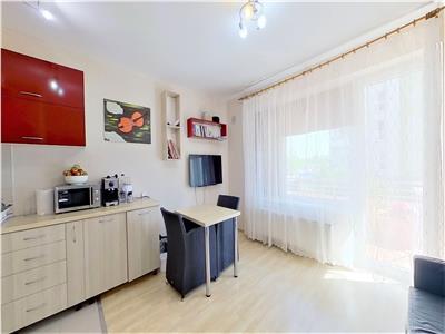 EXPLOREAZA VIRTUAL! Apartament cu terasa, constructie noua, Brasov, cartier rezidential