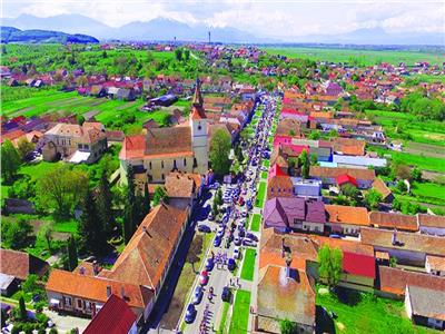 SPECIAL!10.000 mp, intravilan, pe constructie rezidential/ investitional,intrare Bod,Brasov