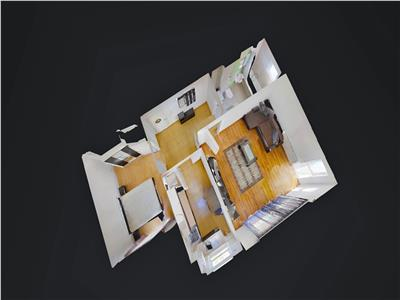 EXPLOREAZA VIRTUAL! Decomandat, terasa, loc parcare, Avantgarden 3, Brasov