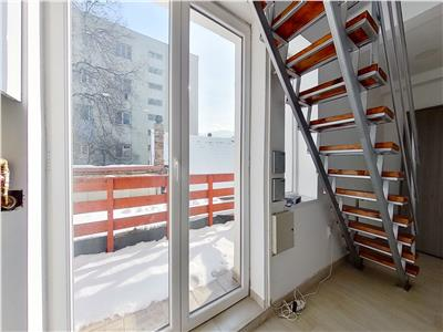EXPLOREAZA VIRTUAL! Spatiu pe compozitionare versatila, terasa, in vibranta zonare