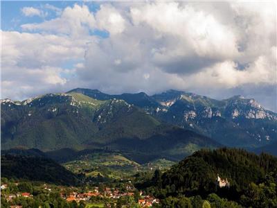 FILM PREZENTARE! In incantarea naturii, 3.000 mp teren, Predelut - Zarnesti