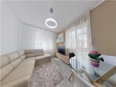 EXPLOREAZA VIRTUAL! Elegant, doua balcoane, prima inchiriere, rezidential Sanpetru, Brasov